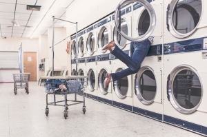 boss-fight-stock-images-photos-free-photography-woman-laundromat