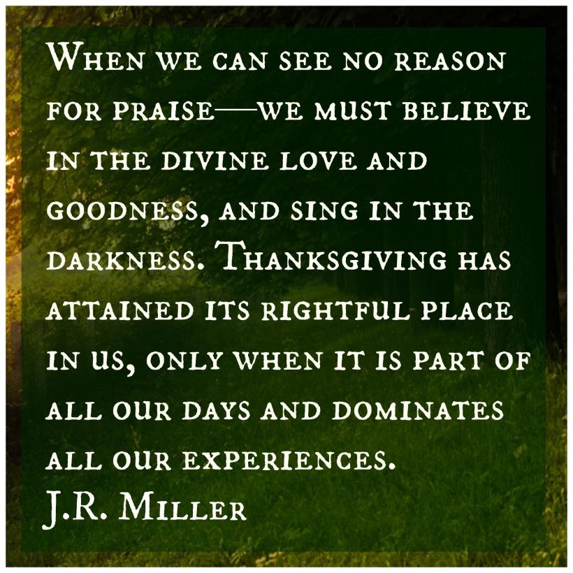 jrmiller thanksgiving